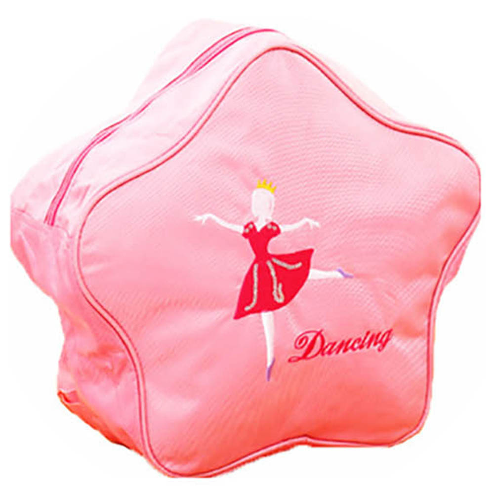 Pink Star Dancing Bag