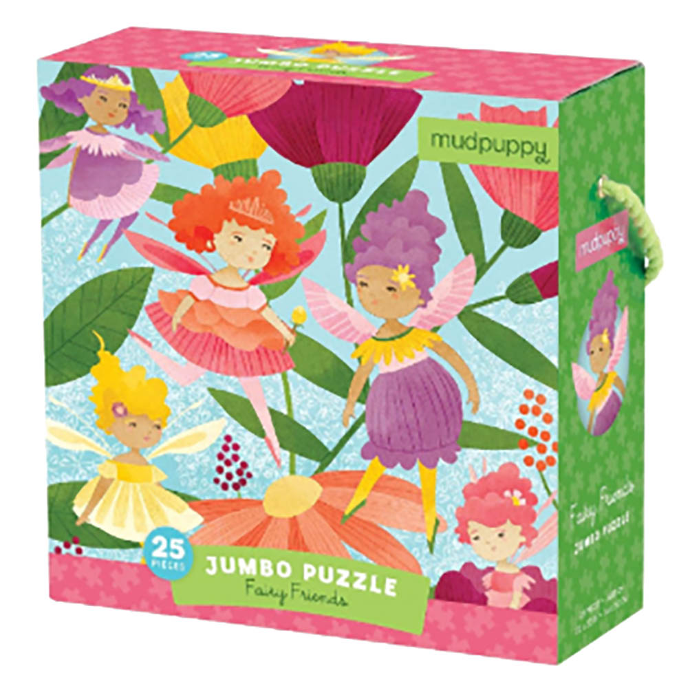 Fairy Friends Jumbo Puzzle