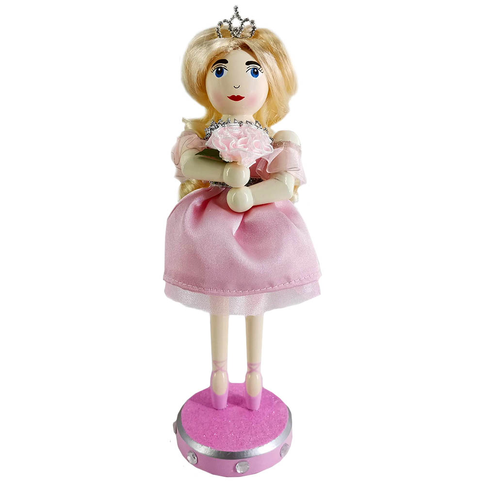 Sugar Plum Ballerina Female Nutcracker 10 inch