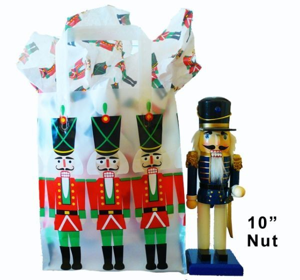 Nutcracker Gift Bag