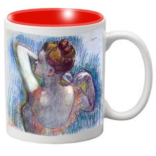 Nutcracker Ballet Mug DG06 Degas Dancer