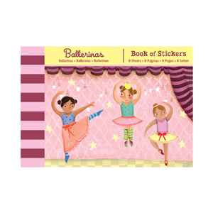 Ballerinas Dancers Book of Stickers