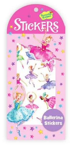 Dance Ballerina Stickers