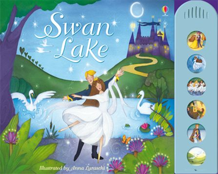 Swan Lake with Musical Sounds Book