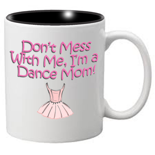 Nutcracker Ballet Mug MGDANC08 Dance Mom