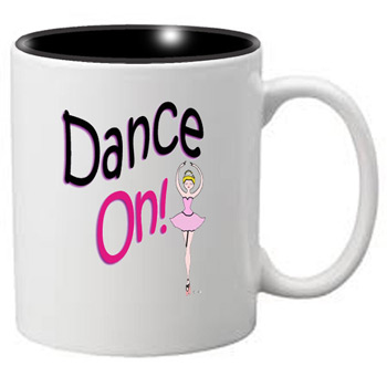Nutcracker Ballet Mug MGDANC09 Dance On